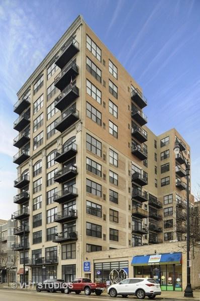 1516 S WABASH Avenue UNIT 804, Chicago, IL 60605 - MLS#: 09934087