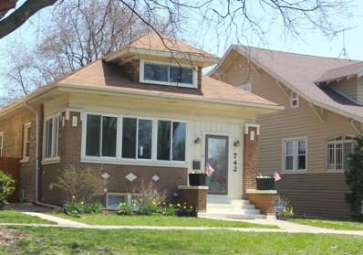 742 S LOMBARD Avenue, Oak Park, IL 60304 - MLS#: 09934207