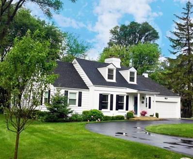 1650 W Ridgewood Lane, Glenview, IL 60025 - MLS#: 09934211
