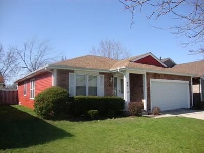 4613 Jefferson Drive, Richton Park, IL 60471 - MLS#: 09934253