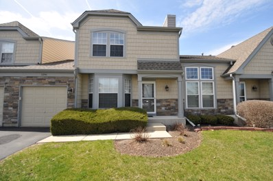 1296 GLOUCESTER Circle, Carol Stream, IL 60188 - #: 09934429