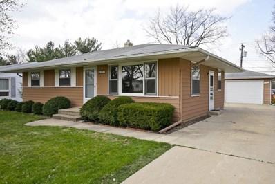 1310 Comanche Drive, Rockford, IL 61107 - MLS#: 09934526