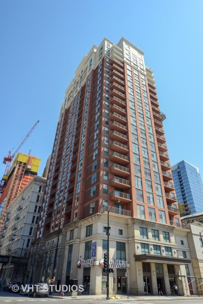 1101 S State Street UNIT 1800, Chicago, IL 60605 - MLS#: 09934658