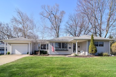 3511 Campbell Street, Rolling Meadows, IL 60008 - MLS#: 09934733