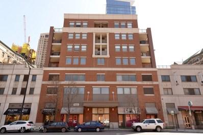 1133 S State Street UNIT B406, Chicago, IL 60605 - MLS#: 09934843