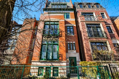 1846 N Mohawk Street UNIT B, Chicago, IL 60614 - MLS#: 09935011