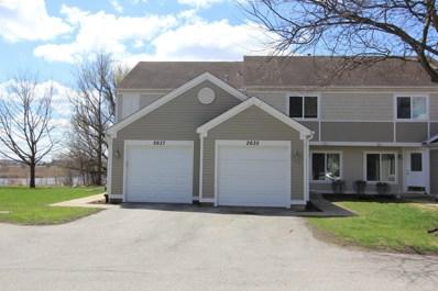 2635 S Prairieview Lane, Aurora, IL 60502 - MLS#: 09935252