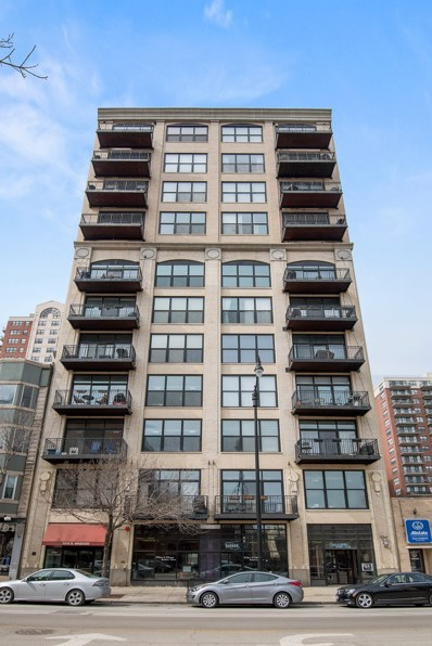 1516 S Wabash Avenue UNIT 702, Chicago, IL 60605 - MLS#: 09935305