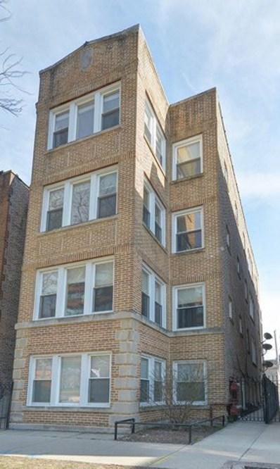 2341 W Haddon Avenue UNIT 4, Chicago, IL 60622 - MLS#: 09935406