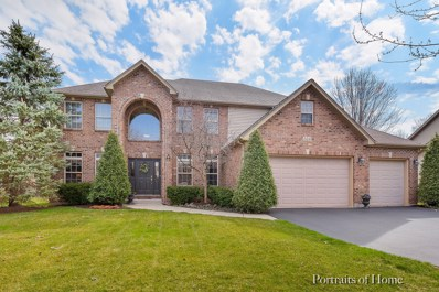 514 Arbor Lane, Oswego, IL 60543 - MLS#: 09935597