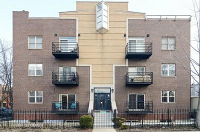 2217 N Oakley Avenue UNIT 1N, Chicago, IL 60647 - MLS#: 09935648