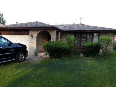 919 University Avenue, Matteson, IL 60443 - MLS#: 09935737