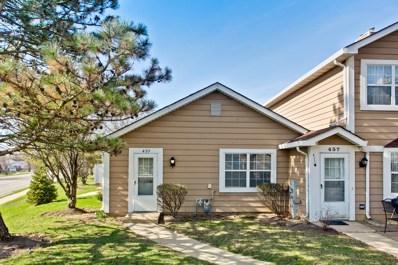 459 N Cambridge Drive UNIT 459, Palatine, IL 60067 - MLS#: 09935767