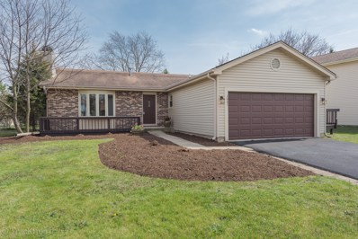 1005 Fordham Way, Westmont, IL 60559 - MLS#: 09935818
