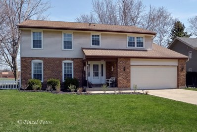 663 Tamarisk Terrace, Crystal Lake, IL 60014 - #: 09935855
