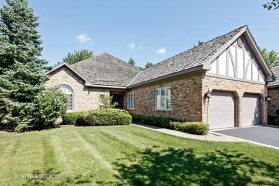 2 Berkshire Lane, Burr Ridge, IL 60527 - #: 09935859