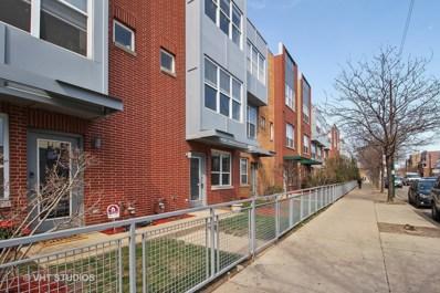 3518 W Belmont Avenue UNIT D, Chicago, IL 60618 - MLS#: 09935927