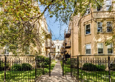 6341 N Washtenaw Avenue UNIT 2W, Chicago, IL 60659 - MLS#: 09936044