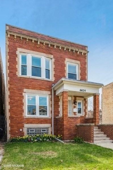 6624 S University Avenue, Chicago, IL 60637 - MLS#: 09936063