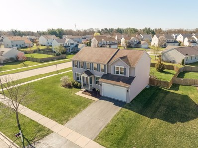 442 Honeysuckle Lane, Yorkville, IL 60560 - MLS#: 09936268