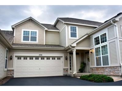 1808 Chase Lane UNIT 1808, Aurora, IL 60502 - MLS#: 09936433