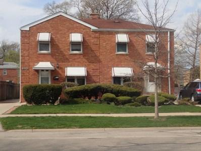 1614 Howard Avenue, Des Plaines, IL 60018 - MLS#: 09936766