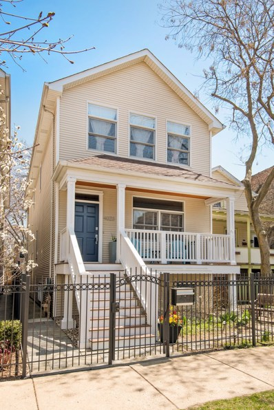 4023 N Oakley Avenue, Chicago, IL 60618 - MLS#: 09937283