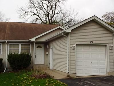 221 N Douglas Street UNIT 221, Woodstock, IL 60098 - #: 09937347