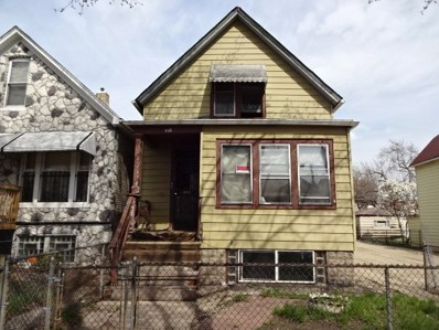 6335 S Hermitage Avenue, Chicago, IL 60636 - MLS#: 09937362