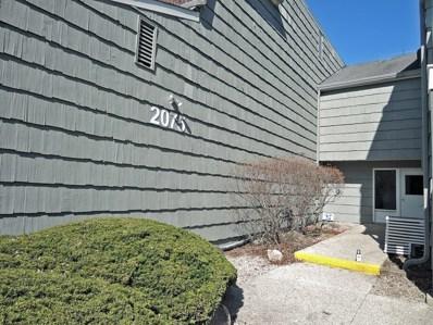2075 Creekside Drive UNIT 1-2, Wheaton, IL 60189 - MLS#: 09937500