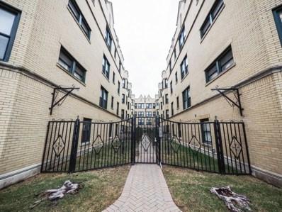 6612 S KENWOOD Avenue UNIT 109, Chicago, IL 60637 - #: 09937771