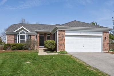 890 Blazing Star Trail, Cary, IL 60013 - MLS#: 09937804
