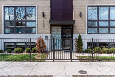 4038 N WESTERN Avenue UNIT 1S, Chicago, IL 60618 - MLS#: 09938207