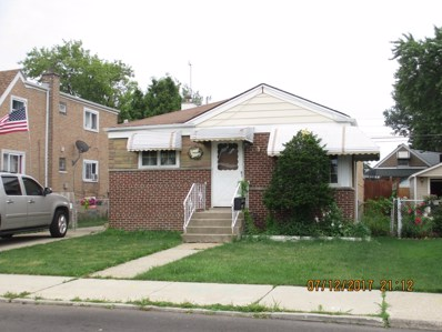 4141 W 77TH Place, Chicago, IL 60652 - #: 09938226