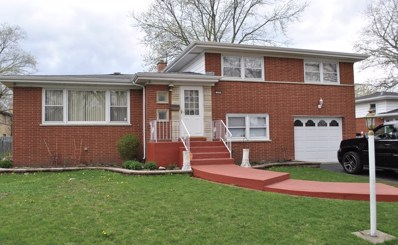 324 Patricia Drive, Chicago Heights, IL 60411 - MLS#: 09938317