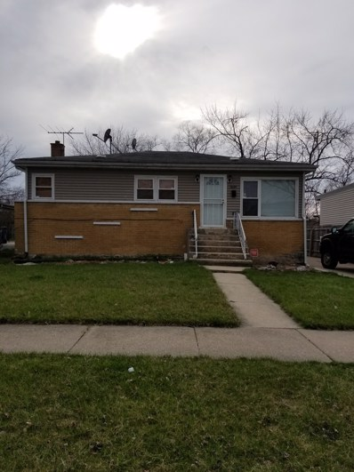 1634 Division Street, Chicago Heights, IL 60411 - MLS#: 09938410