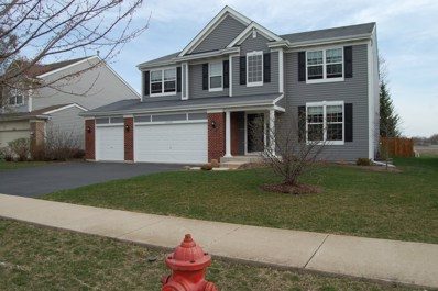25125 Patriot Court, Plainfield, IL 60544 - MLS#: 09938598
