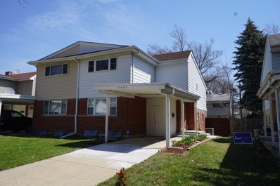 9405 Meadow Lane, Des Plaines, IL 60016 - MLS#: 09938600