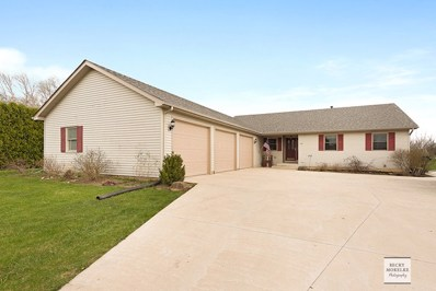 484 E Barberry Circle, Yorkville, IL 60560 - MLS#: 09938735