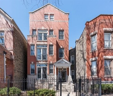 3248 N Seminary Avenue UNIT 3, Chicago, IL 60657 - MLS#: 09938757