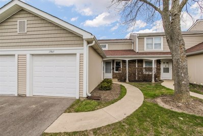 1945 GEORGETOWN Lane, Hoffman Estates, IL 60169 - MLS#: 09939029