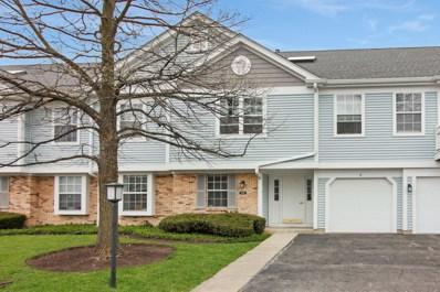 1225 Bradwell Lane UNIT B, Mundelein, IL 60060 - MLS#: 09939263