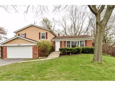 2865 Fredric Court, Northbrook, IL 60062 - #: 09939455