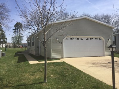 329 Elder Lane, Belvidere, IL 61008 - MLS#: 09939725