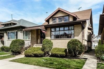 5328 W Belle Plaine Avenue, Chicago, IL 60641 - MLS#: 09939861