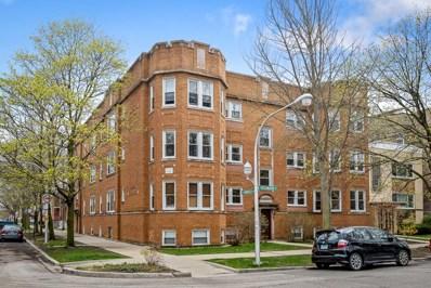 6157 N Richmond Street UNIT 2N, Chicago, IL 60659 - MLS#: 09939883