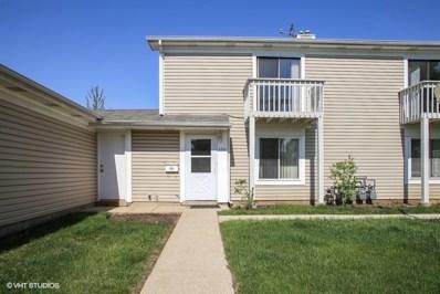 1511 Cornell Court UNIT 1511, Hoffman Estates, IL 60169 - MLS#: 09939961