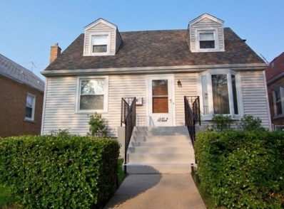 3247 N Ozanam Avenue, Chicago, IL 60634 - MLS#: 09940105