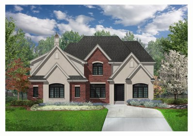 8310 Waterview (Lot 1) Court, Burr Ridge, IL 60527 - #: 09940242