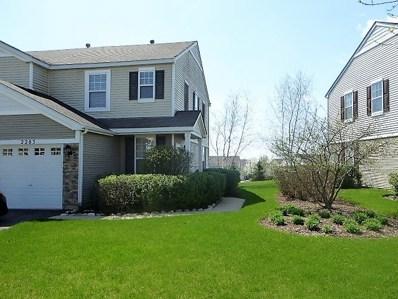 2283 Flagstone Lane, Carpentersville, IL 60110 - #: 09940536